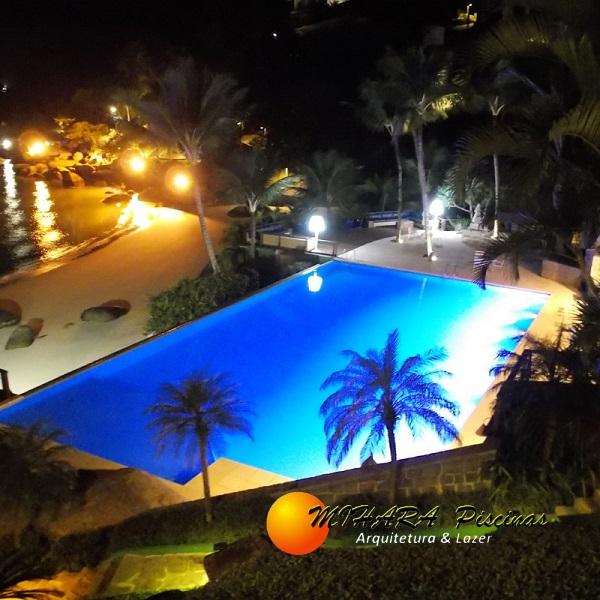 iluminação para piscinas em sp Mihara
