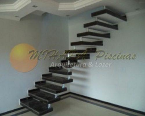 Escadas pré moldadas, mihara
