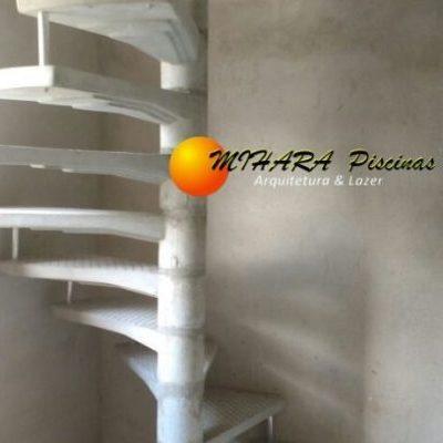 Escadas Pré Moldadas na Zona Leste - Mihara